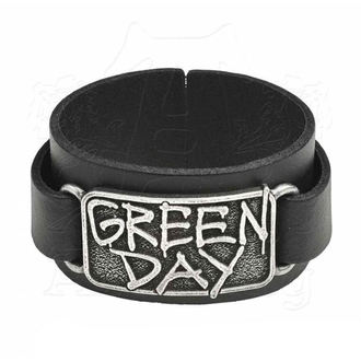 Armband Green Day - ALCHEMY GOTHIC, ALCHEMY GOTHIC, Green Day