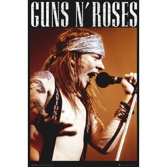 poster Guns N' Roses - GB posters, GB posters, Guns N' Roses