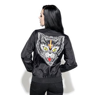 Unisex Jacke Frühling/Herbst - Hell Cat - BLACK CRAFT