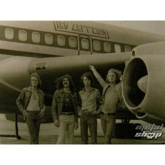 Fahne Led Zeppelin - Airplane, HEART ROCK, Led Zeppelin