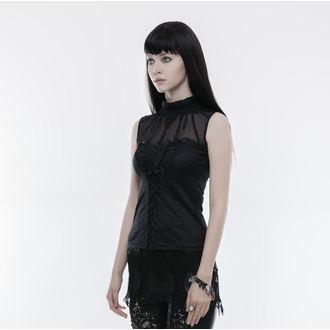 Damen Bluse Gothic Punk - Love - PUNK RAVE, PUNK RAVE