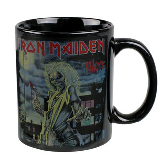 Tasse IRON MAIDEN - ROCK OFF, ROCK OFF, Iron Maiden