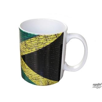 Keramiktasse  (Pott) Jamaica