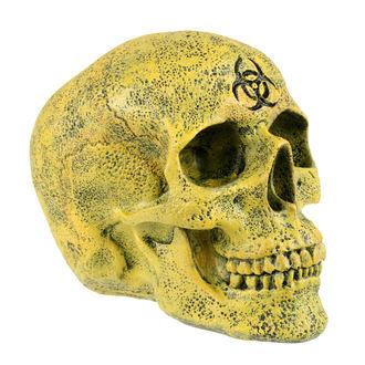 Dekoration Biohazard Skull Schädel, NNM