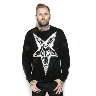 Herren Sweatshirt - Baphomet - BLACK CRAFT, BLACK CRAFT