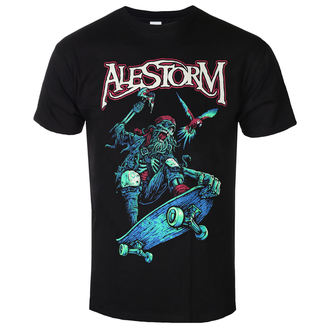 Herren T-Shirt ALESTORM - PIRATE PIZZA PARTY - PLASTIC HEAD, PLASTIC HEAD, Alestorm