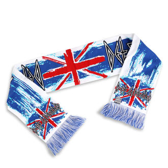 Schal Def Leppard - Union Jack´s - LOW FREQUENCY, LOW FREQUENCY, Def Leppard