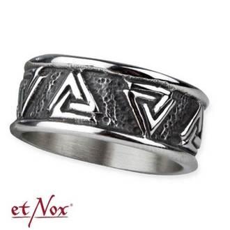 Ring ETNOX - Knot of Wotan, ETNOX