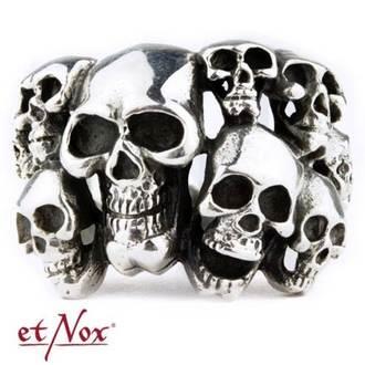 Ring ETNOX - Skulls, ETNOX