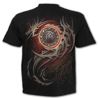 Herren T-Shirt - DRAGON EYE - SPIRAL, SPIRAL