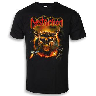 Herren T-Shirt Metal Destruction - Under attack - NUCLEAR BLAST, NUCLEAR BLAST, Destruction