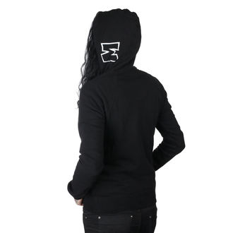 Damen Hoodie - SQUAD PO BLK - METAL MULISHA, METAL MULISHA