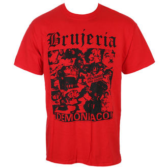 Herren T-Shirt Metal Brujeria - DEMONIACO - Just Say Rock, Just Say Rock, Brujeria