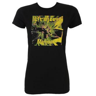 Damen T-Shirt Metal Brujeria - MARIJUANA - Just Say Rock, Just Say Rock, Brujeria