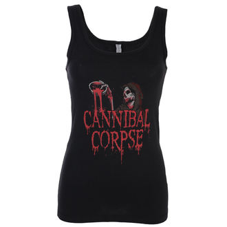 Damen Tanktop CANNIBAL CORPSE - BLOOD GHOUL - JSR, Just Say Rock, Cannibal Corpse
