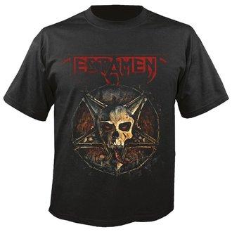 Herren T-Shirt Metal Testament - First strike 2017 - NUCLEAR BLAST, NUCLEAR BLAST, Testament