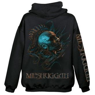 Herren Hoodie Meshuggah - Head - NUCLEAR BLAST, NUCLEAR BLAST, Meshuggah