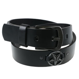 Gürtel Baphomet, JM LEATHER