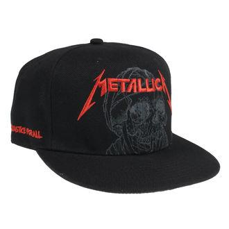 Kappe Cap Metallica - One Justice - Schwarz, NNM, Metallica