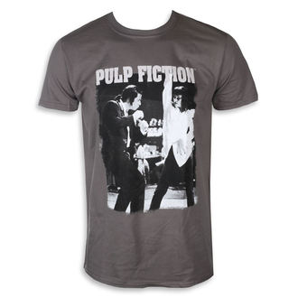 Herren T-Shirt Film Pulp Fiction - DANCING - PLASTIC HEAD, PLASTIC HEAD