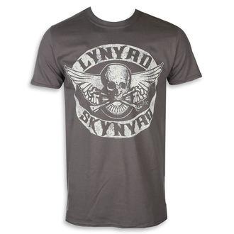 Herren T-Shirt Metal Lynyrd Skynyrd - BIKER PATCH - PLASTIC HEAD, PLASTIC HEAD, Lynyrd Skynyrd