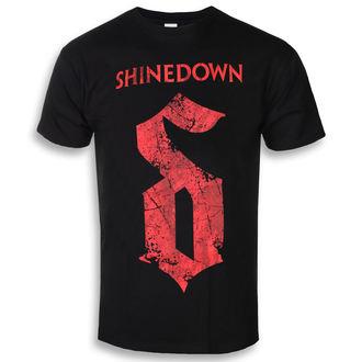 Herren T-Shirt Metal Shinedown - THE VOICES - PLASTIC HEAD, PLASTIC HEAD, Shinedown