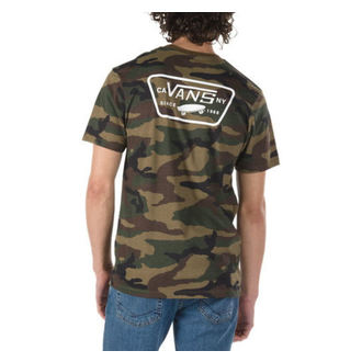 Herren T-Shirt Street - FULL PATCH BACK S - VANS, VANS