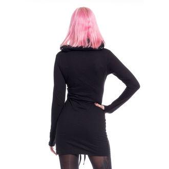 Damen Kleid Poizen Industries - LAST FAITH - SCHWARZ, POIZEN INDUSTRIES