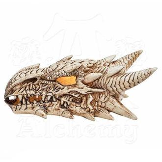 Dekoration ALCHEMY GOTHIC - LED Dragon Skull, ALCHEMY GOTHIC