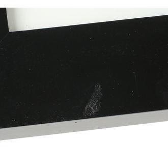 Bild Silber Schädel Im Rahmen - B0330B4 - BESCHÄDIGT, NNM