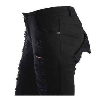 Damen Hose (Jeans) PUNK RAVE - Destroyer - K-134