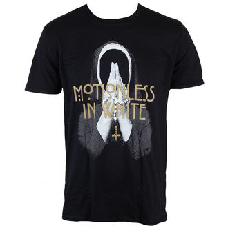 Herren T-Shirt Motionless in White - Nun - LIVE NATION, LIVE NATION, Motionless in White