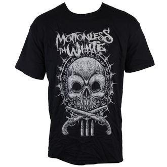 Herren T-Shirt Motionless in White - Skull - LIVE NATION, LIVE NATION, Motionless in White