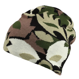 Beanie Mütze Kiss - Armee - LOW FREQUENCY, LOW FREQUENCY, Kiss