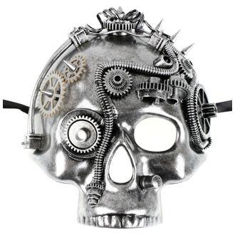 Maske ZOELIBAT - Steampunk-Halbmaske Skull, ZOELIBAT
