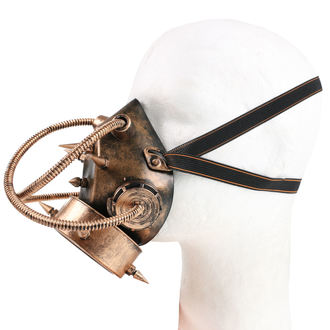 Maske ZOELIBAT - Steampunk-Gasmaske, ZOELIBAT