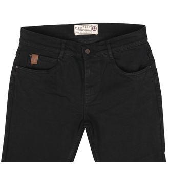 Herren Hose (Jeans) MEATFLY - Riot 2, Spirit Jeans - 1/7/55, A,C - Black - MF170301072473