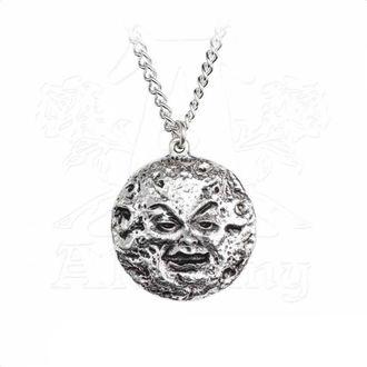 Halskette mit Anhänger ALCHEMY GOTHIC - M'era Luna Moon - P812