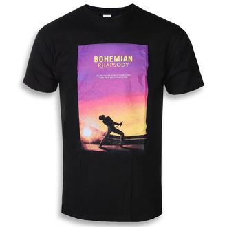 Herren T-Shirt Queen - Movie Poster - ROCK OFF, ROCK OFF, Queen