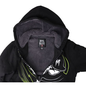 Herren Hoodie - FELON SHERPA - METAL MULISHA, METAL MULISHA
