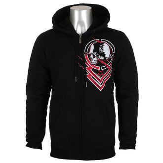Herren Hoodie - SMIRCH SHERPA - METAL MULISHA, METAL MULISHA
