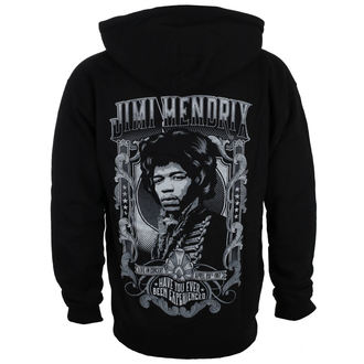 Herren Hoodie Jimi Hendrix - HENDRIX AUTHENTC - BRAVADO, BRAVADO, Jimi Hendrix