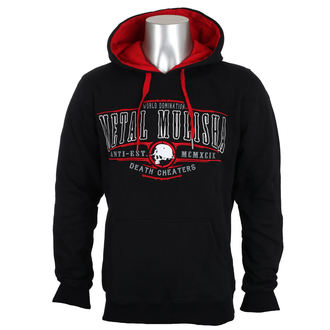 Herren Hoodie - SLICE - METAL MULISHA, METAL MULISHA