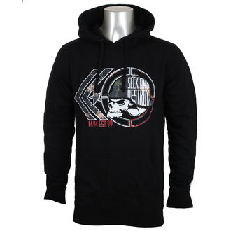 Herren Hoodie - NIGHT WATCH - METAL MULISHA, METAL MULISHA