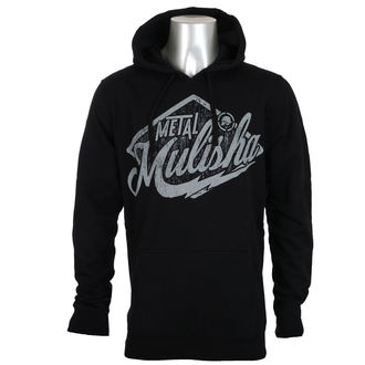 Herren Hoodie - GREASE - METAL MULISHA, METAL MULISHA