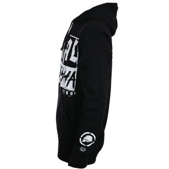 Herren Hoodie - BLOCK - METAL MULISHA, METAL MULISHA