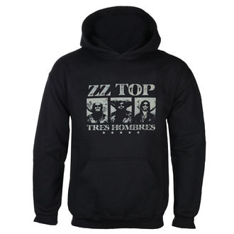 Herren Hoodie ZZ-Top - Tres Hombres - LOW FREQUENCY, LOW FREQUENCY, ZZ-Top