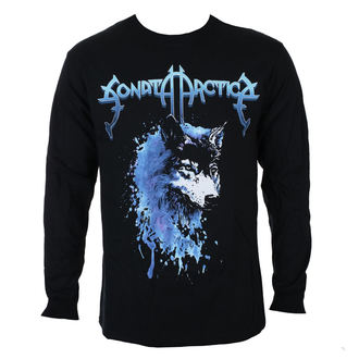 Herren Longsleeve Metal Sonata Arctica - WOLF SCRATCH - Just Say Rock, Just Say Rock, Sonata Arctica