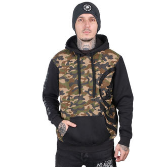 Herren Hoodie - FORCES - METAL MULISHA, METAL MULISHA