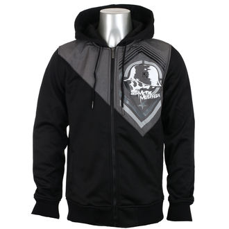 Herren Hoodie - MEAN POLY PLATED - METAL MULISHA, METAL MULISHA